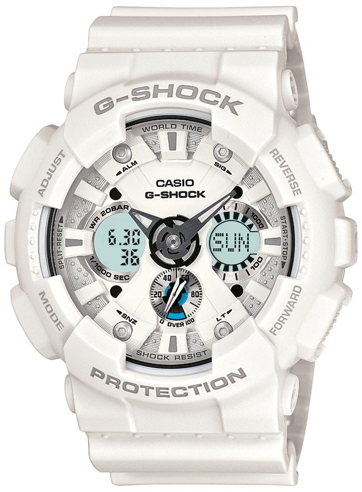 56683fd5b0eb Serie Bold Face GA-120 de G-SHOCK