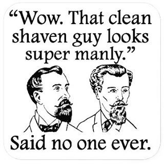Instagram Photo By Beard Motivation May 31 2016 At 1 30pm Utc Beard Quotes Funny Beard Humor Beard Quotes