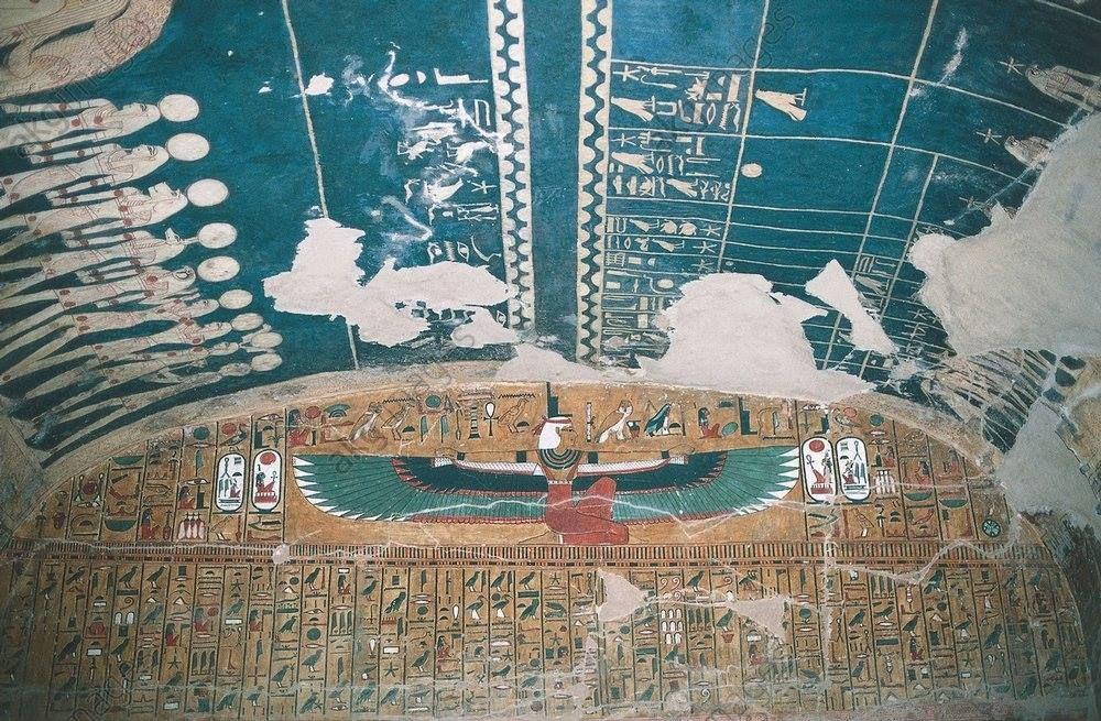 Tombe du pharaon Séthi Ier