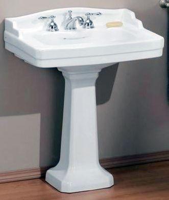 Affordable Antique Bath   Art Deco Pedestal Sink, $349.00 (http://www