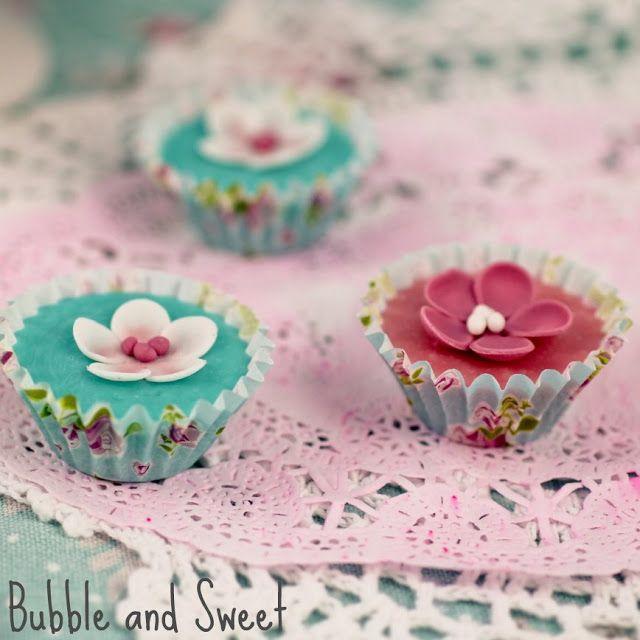 Shabby Chic Raspberry Chocolates