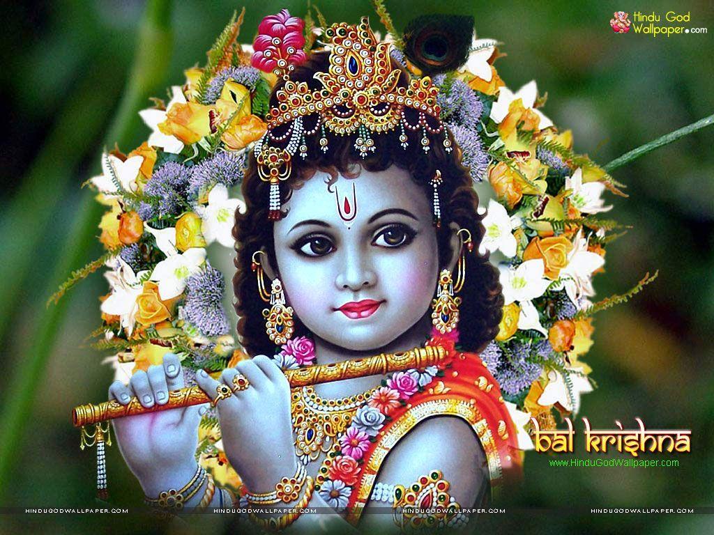 Pin On Loard Bal Krishna Lord krishna hd wallpaper free download