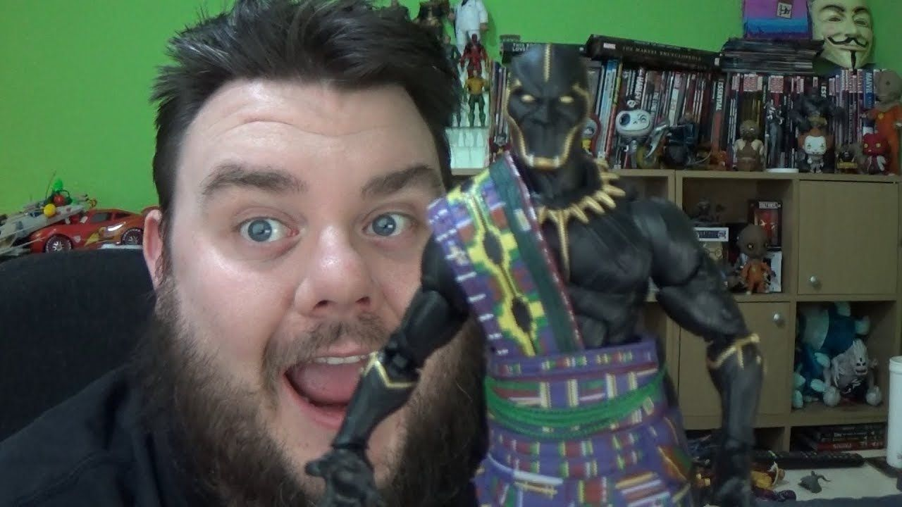 Marvel Legends Black Panther 6-inch T/'Chaka M/'Baku Wave In Stock!