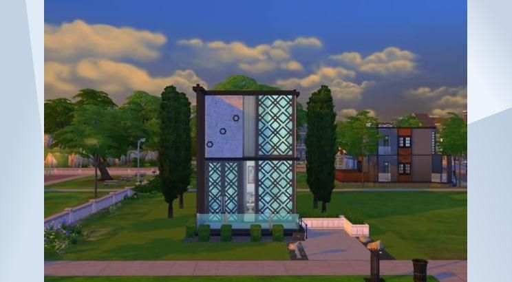 Check out this lot in The Sims 4 Gallery! - Come enjoy this modern luxary house which will be sure to leave you inspired! Designed with a art deco feel, your artsy Sims will be sure to fit right into this modern elegance. Speed Build on #Dvazquez94#Youtube#Buildnewcrest#Art#Modern#Fancy#Inspiring#Cube#Glass#Open#CityLiving