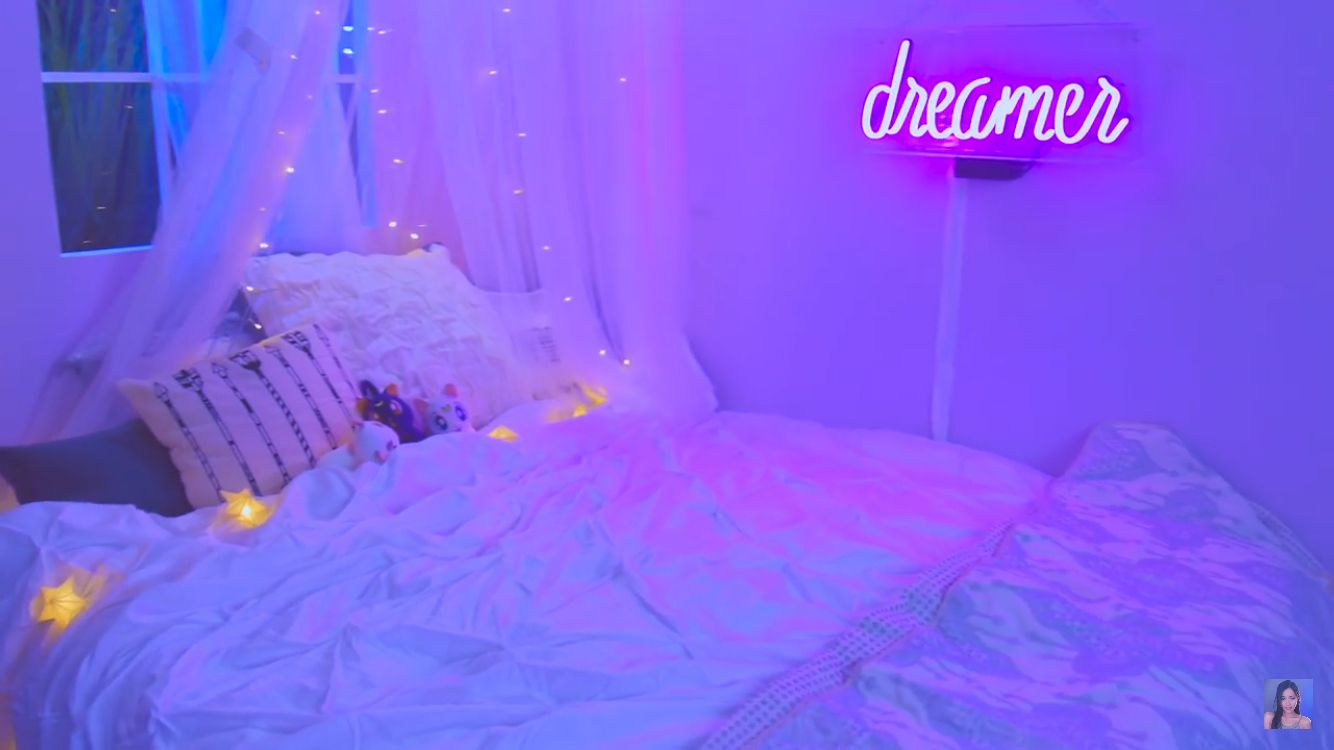 Michelle Phan's Diy Room Ideas For Unicorns Bedroom
