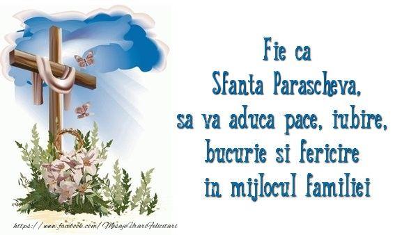 Pin on Felicitari de Sfanta Parascheva