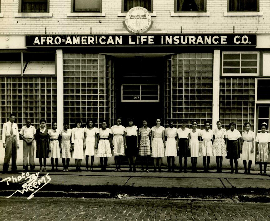 The Afro American Life Insurance Company Jacksonville Fl