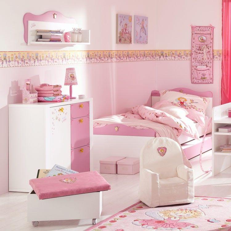 Princess Lillifee BEdroom - Pink All Over
