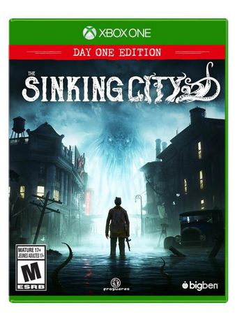 Maximum Games The Sinking City [Xbox One] | Products | Xbox one