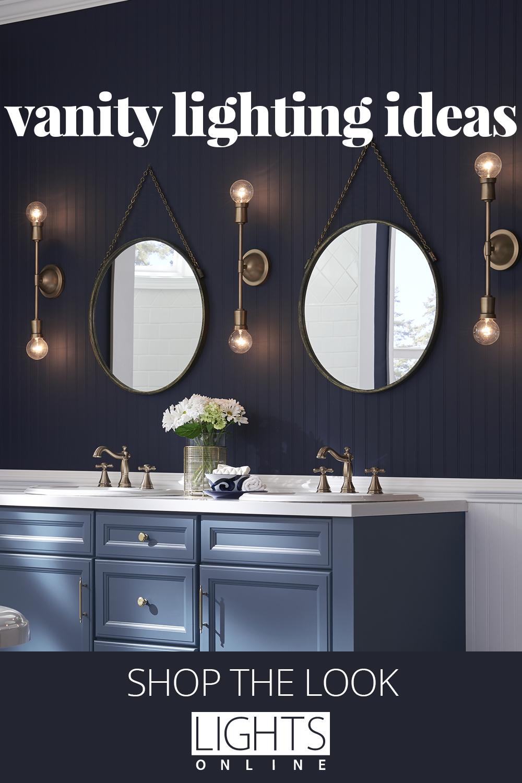 Vanity Lighting Ideas In 2020 Bathroom Lighting Design Bathroom Lighting Vanity Lighting