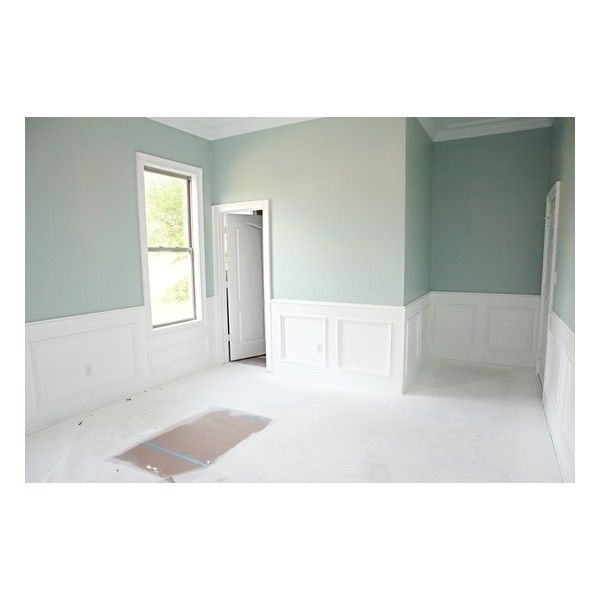 Benjamin Moore Palladian. Said To Be The Most Beautiful