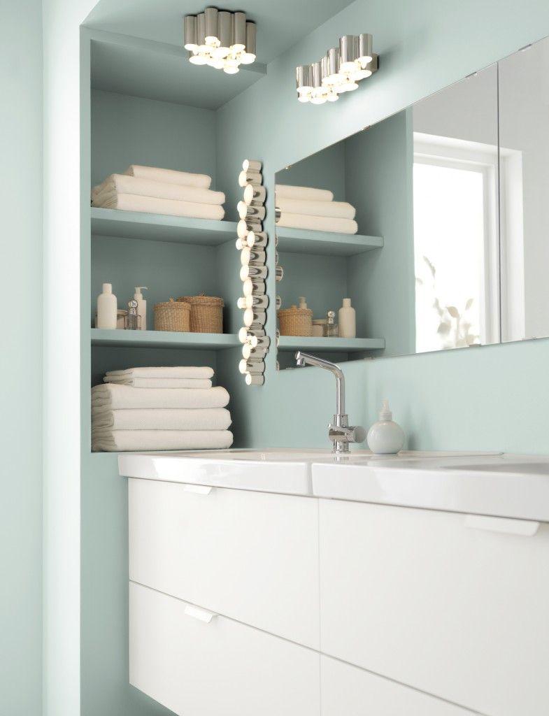 badkamerlamp ikea. De nieuwe collectie van Ikea voor de badkamer ...