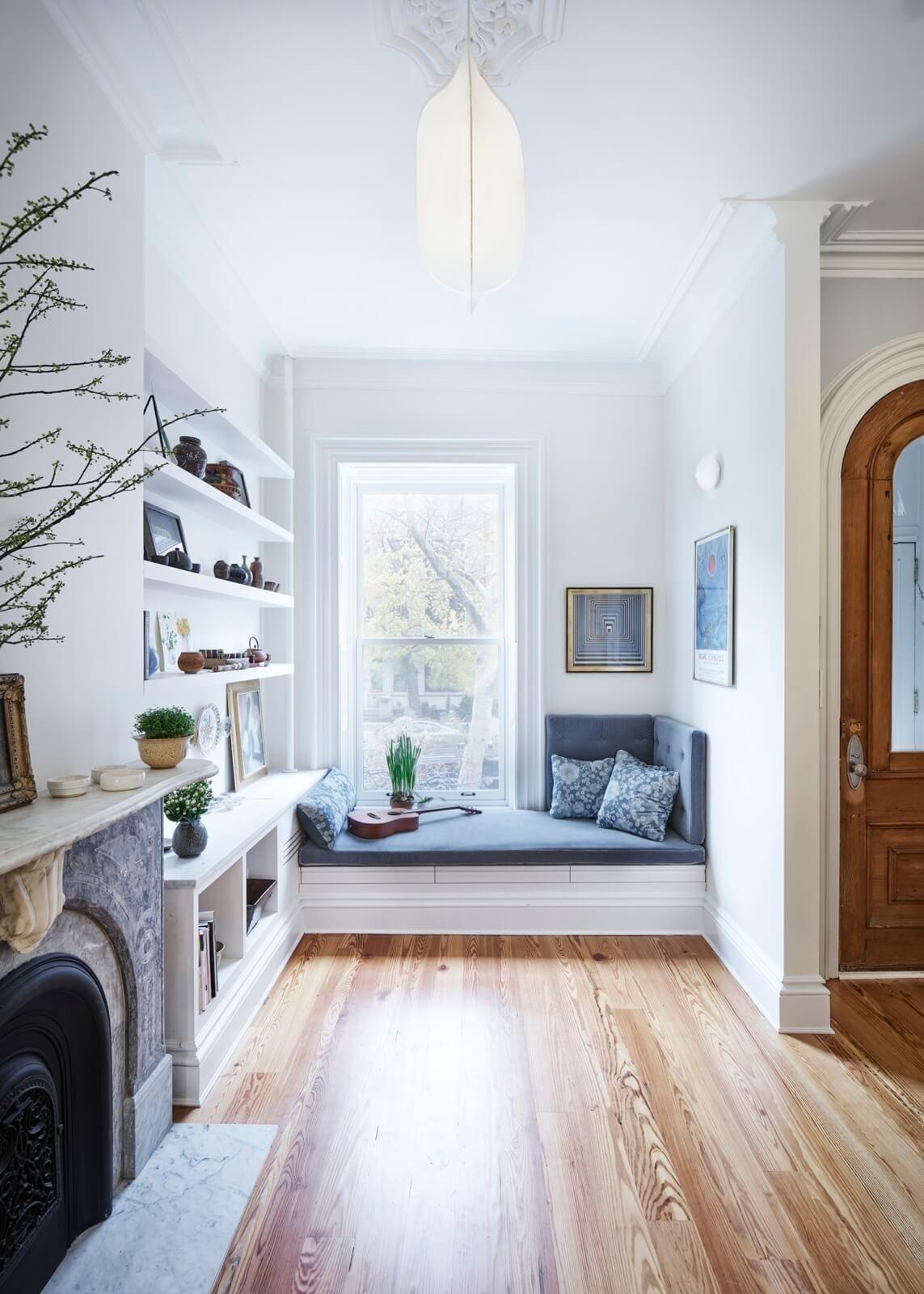 Interior Design Ideas Brooklyn Kim Hoyt Carroll Gardens   Entryway Nook