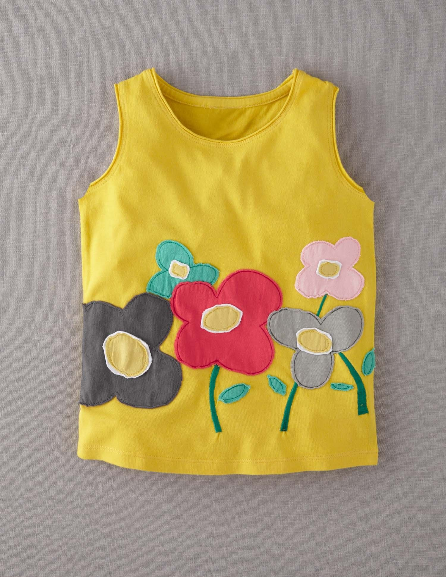 Fab Flower Vest
