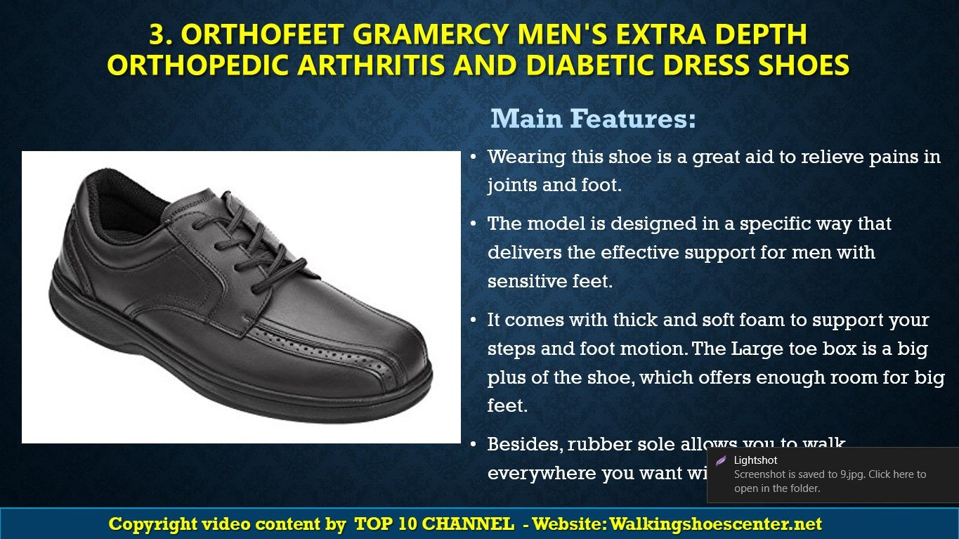 Best Walking Shoes For Diabetics And Arthritic Feet Shoes