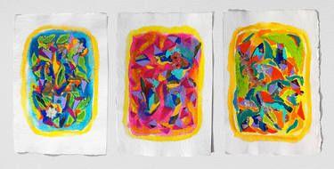 """nicoletta veronesi; Painting, """"Il sole in una stanza"""""""