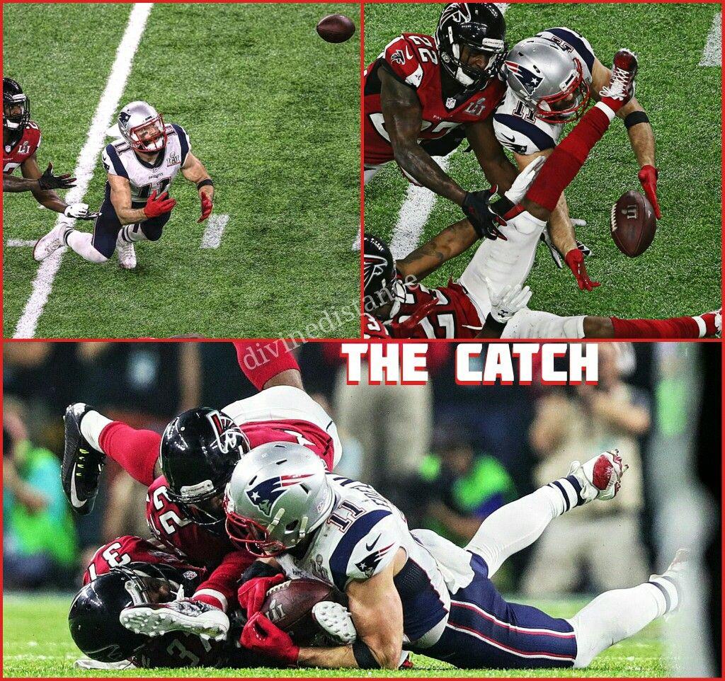 Julian Edelman With The Catch Pixlr Edit Julian Edelman New England Patriots Boston Strong