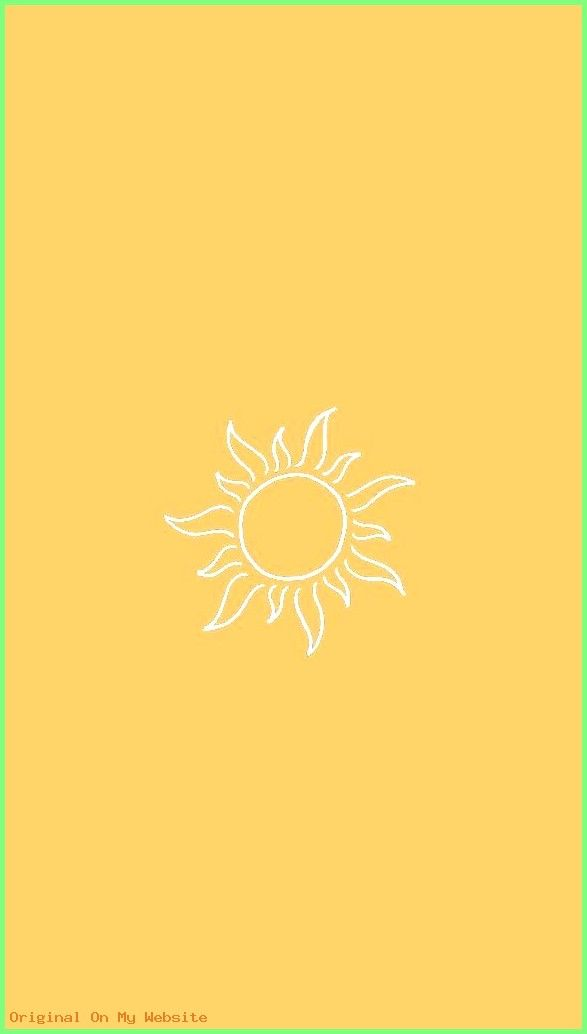 Iphone Wallpapers Tumblr - Apple | iPhone X | Hintergründe - #Apple #hintergründe #iPhone -  ... #yellowaestheticvintage