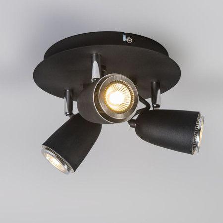 Spot Taza 3 schwarz | Light, Light display, Led spotlight