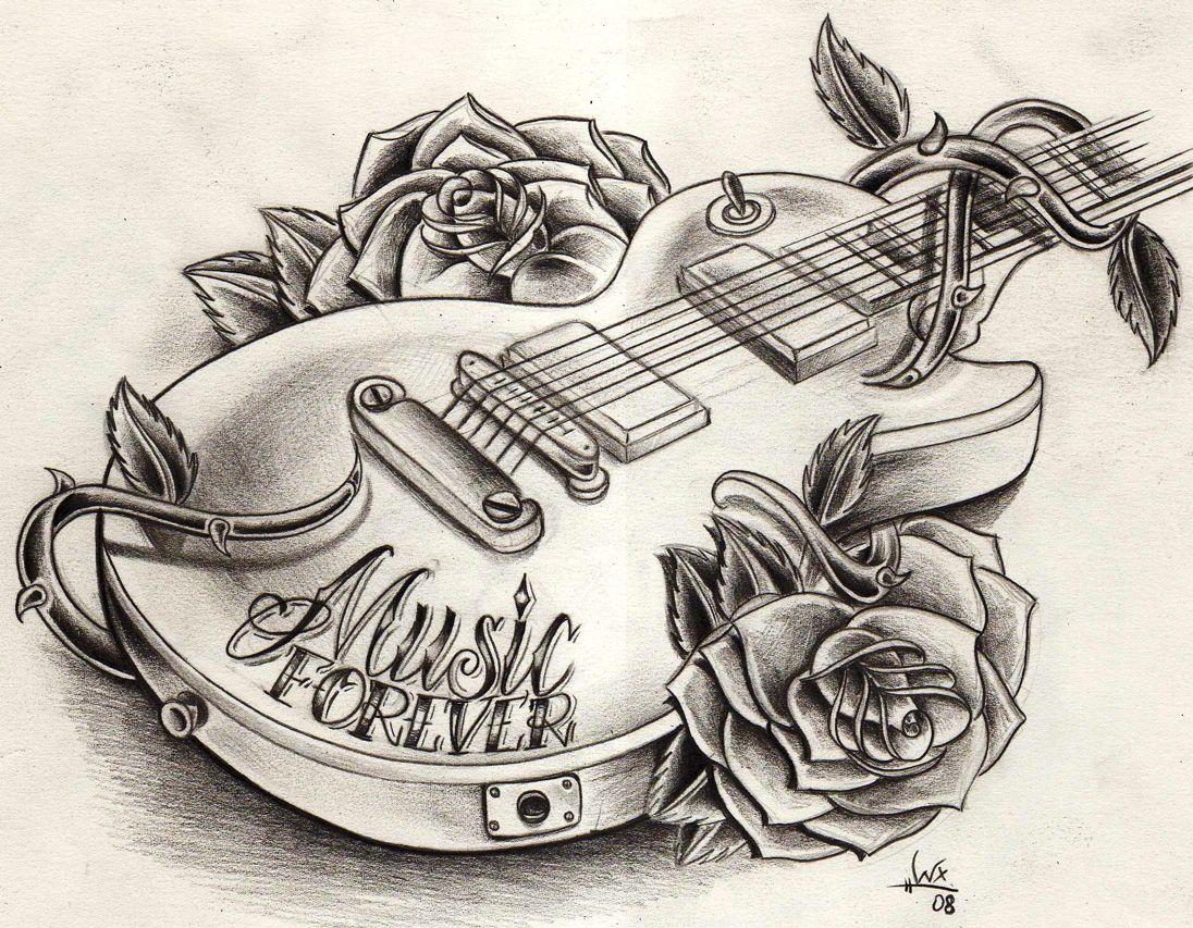 dessin pour tatouage musique festival tatouage musique. Black Bedroom Furniture Sets. Home Design Ideas
