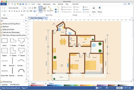 Floor Planning Software For Mac