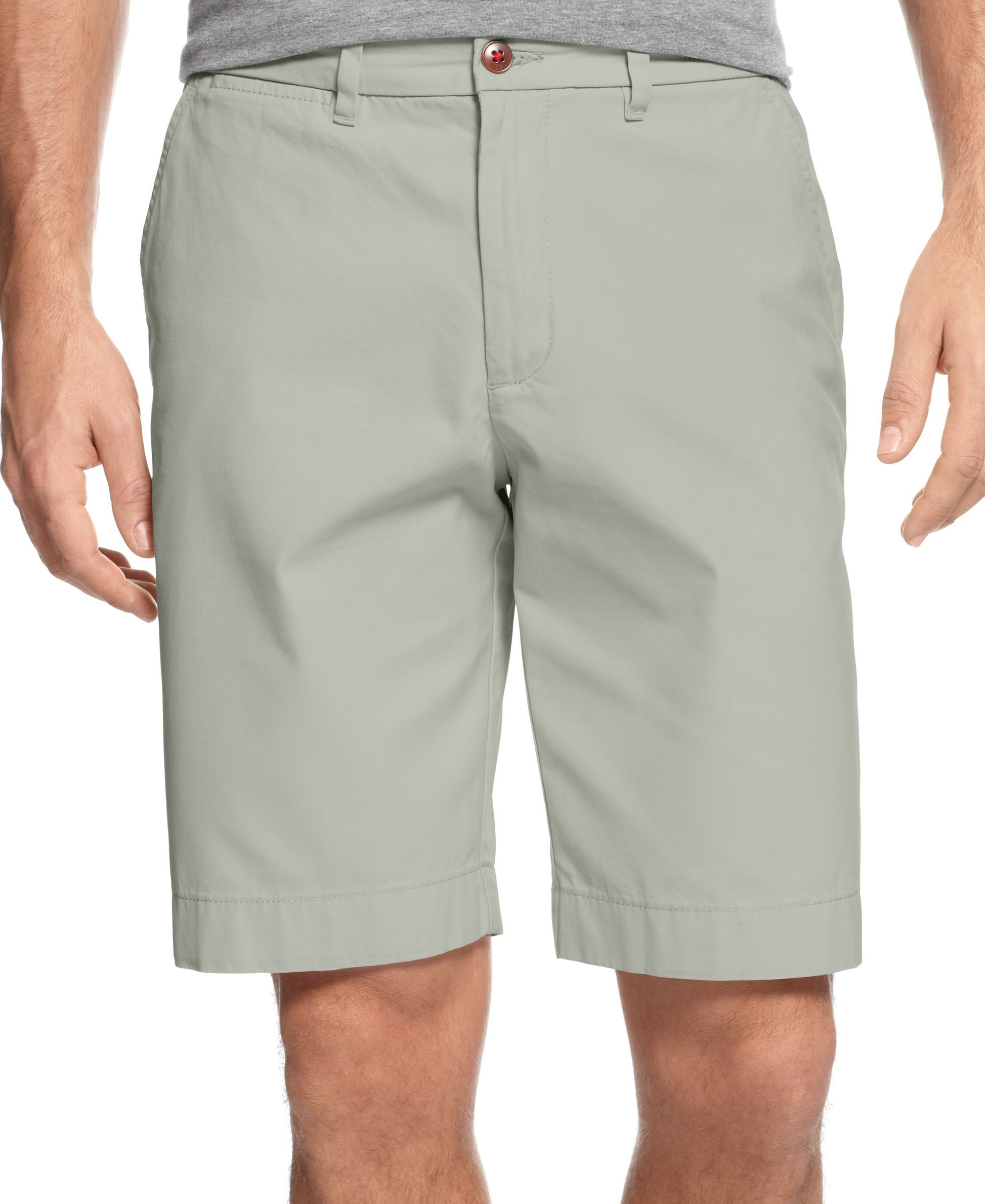 52a60f02 Tommy Hilfiger Men's Classic-Fit Chino Shorts Tommy Hilfiger, Mens Big And  Tall,