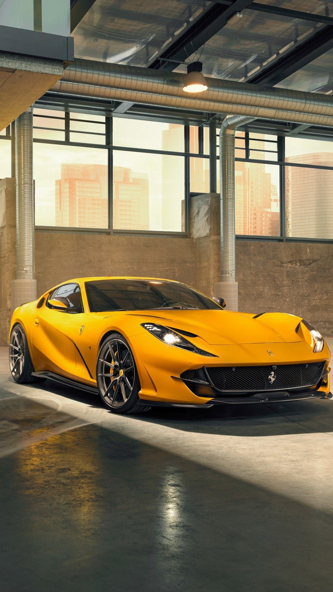 Free Novitec Ferrari 812 Superfast Phone Wallpaper By Mytwinzdad