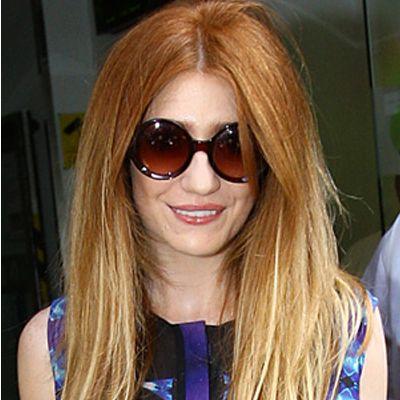 Pin By Jennifer Daspit Bonham On Hair Dip Dye Hair Ombre Ginger