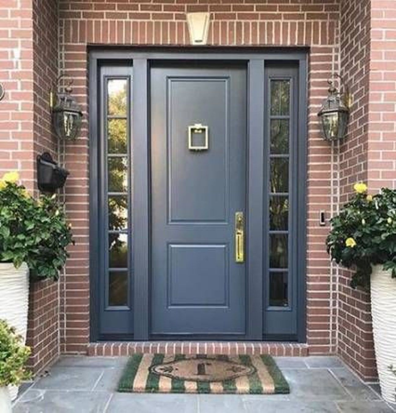 Front Doors That Will Make Your Home Stand Out 2020 Blog brick&batten
