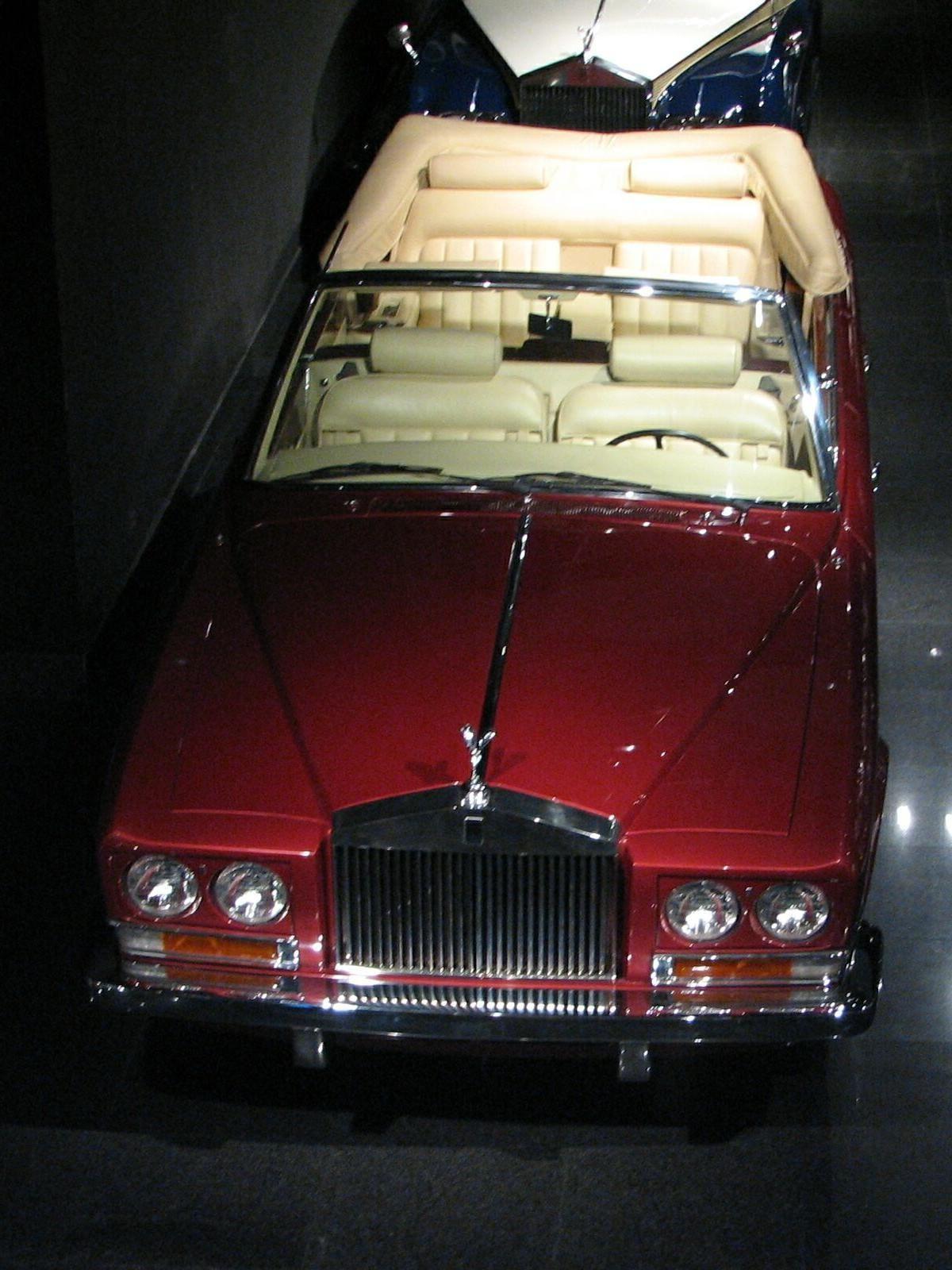 Frua Rolls-Royce Phantom VI Cabriolet 1971-92