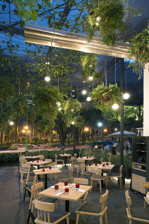 La Nonna Cucina Bar by Esrawe Studio Outdoor restaurant