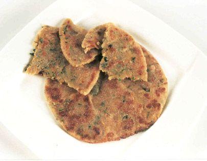 Ajgire ka thepla recipe bread made of rajgira cereal especially how to make rajgire ka thepla recipe by masterchef sanjeev kapoor forumfinder Gallery