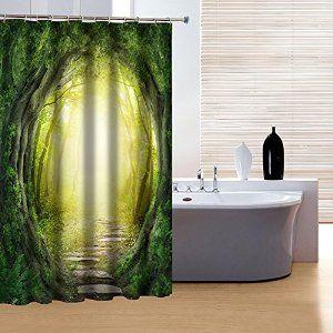 Amazon Com Beddinginn Mysterious Fairytale Forest Trail Print 3d