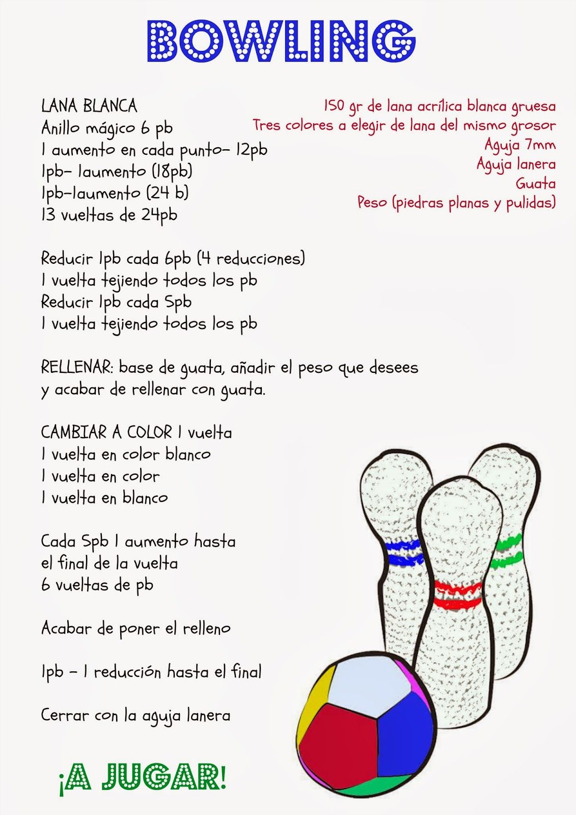 labores crochet tutoriales patrones knitting | Juguetes nancy ...