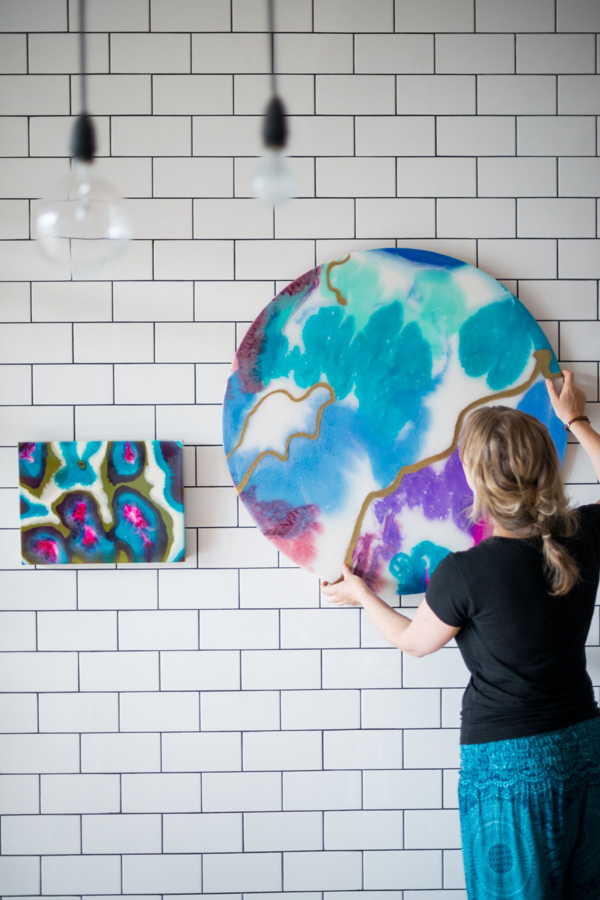 Resin for arts and crafts - Learn How To Make Resin Art In Our Classes
