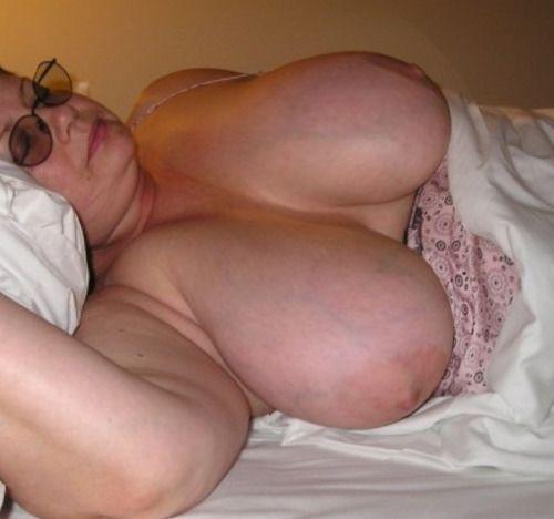 Granny Big Hangers
