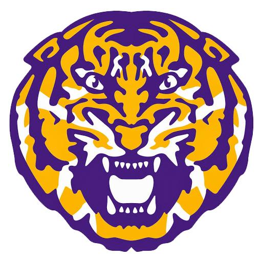 lsu tigers alternate logo 2014 lsu geaux tigers pinterest rh pinterest co uk lsu logos vector lsu logos through the years