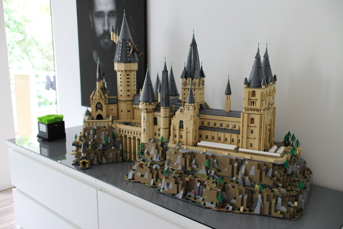 Lego Hogwarts Castle 71043 Erweiterung Harry Potter Steinchenfans De Lego Hogwarts Lego Harry Potter Hogwarts