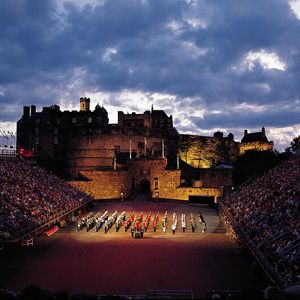Enjoy the sounds of bagpipes and drums at the Military Tattoo ...