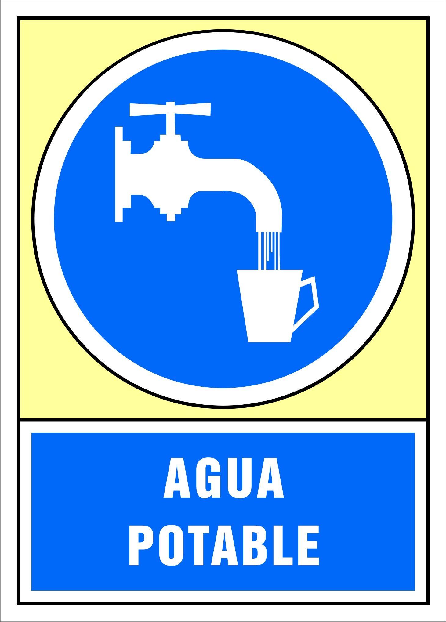 Se al agua potable se al de uso obligatorio pinterest for Agua potable