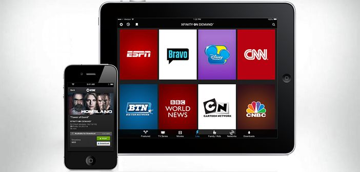 """Comcast Launched """"Xfinity Stream"""" App To All Xfinity TV"""