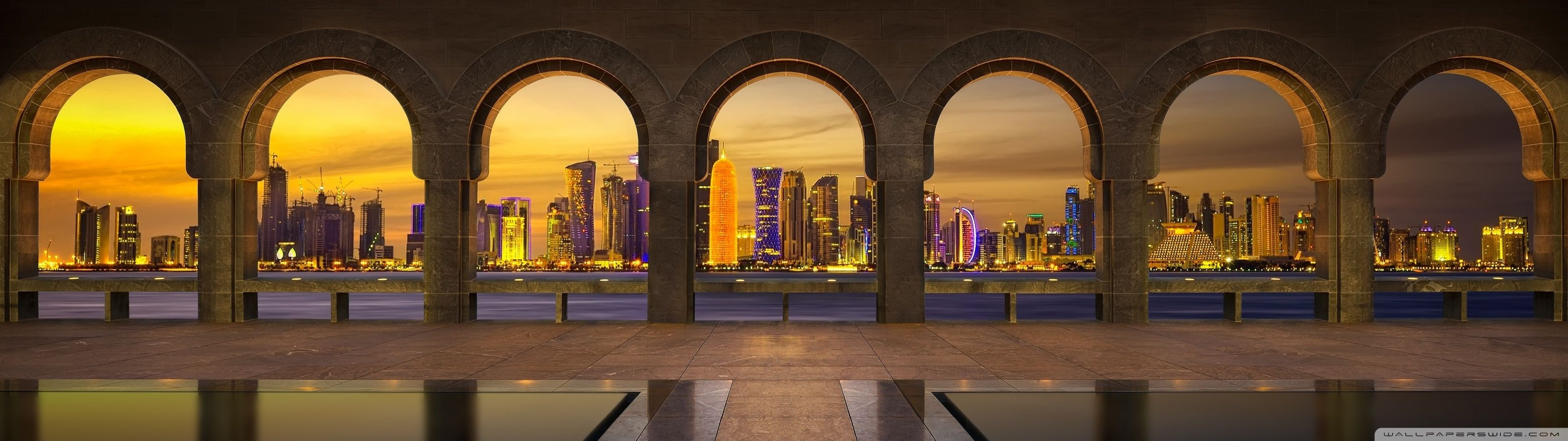 Arches HD desktop wallpaper Widescreen Fullscreen Mobile