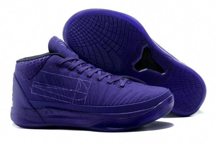 eeaf6d7a3848 Nike Kobe A.D. Mid Fearless Purple Basketball Shoes  bestbasketballshoes