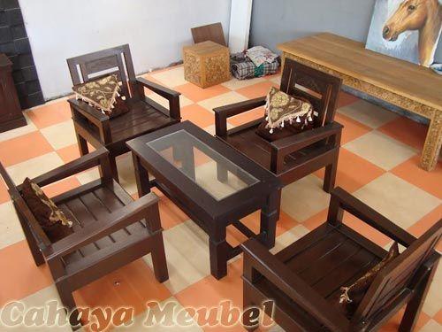Kursi Teras Murah Jati  #Kursi&Sofa #KursiTeras  #furnitureonlinestore