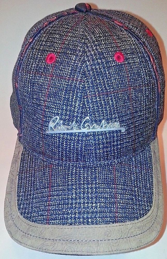 ad99c13df35a RARE Robert Graham Wool LEATHER Hat Strapback Cap SUPER BOWL Headwear  VALENTINE  fashion  clothing  shoes  accessories  mensaccessories  hats  (ebay link)