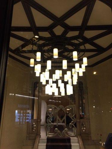 cirio chandelier kroonluchter van santacole in barcelona eikelenboom verlichting