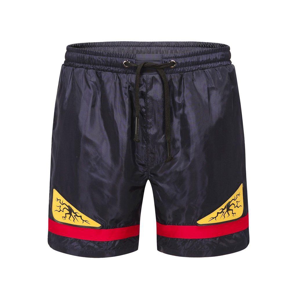 Fendi Monster Eye Swim Shorts