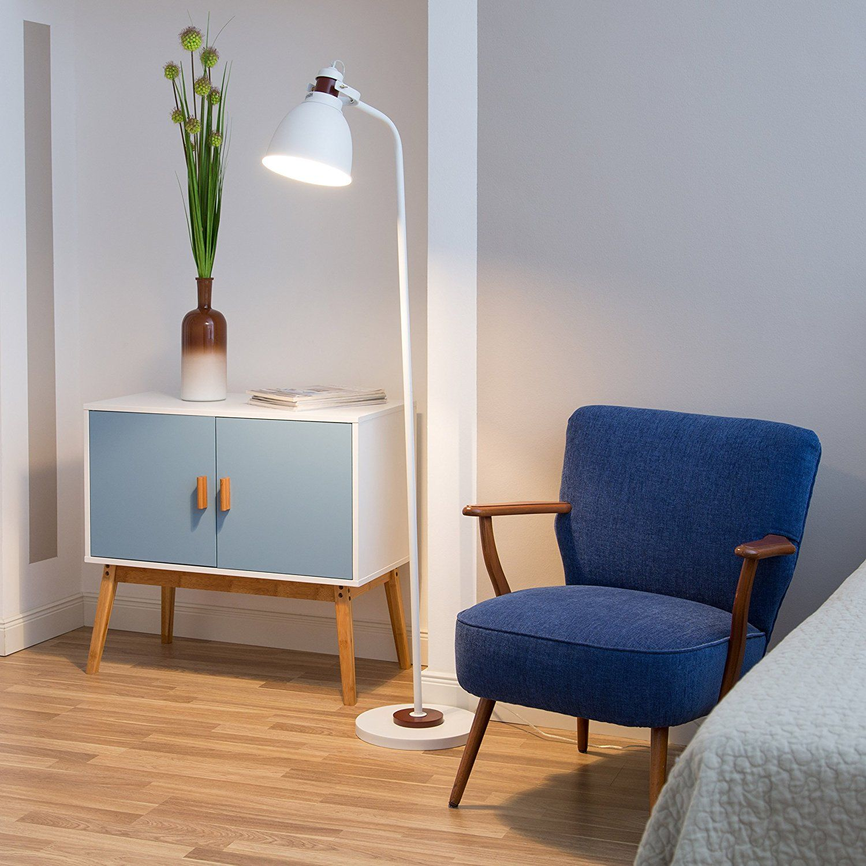 relaxdays retro side cabinet in scandinavian design size 72 x 80 5