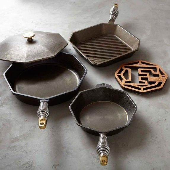 Finex Ultimate Set Cookware Set Pots Pans Sets