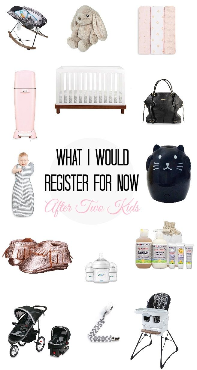Ultimate Baby Registry Checklist What To Register For Baby